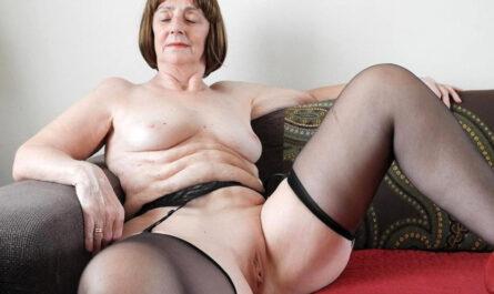 Olga, vieille radasse en manque