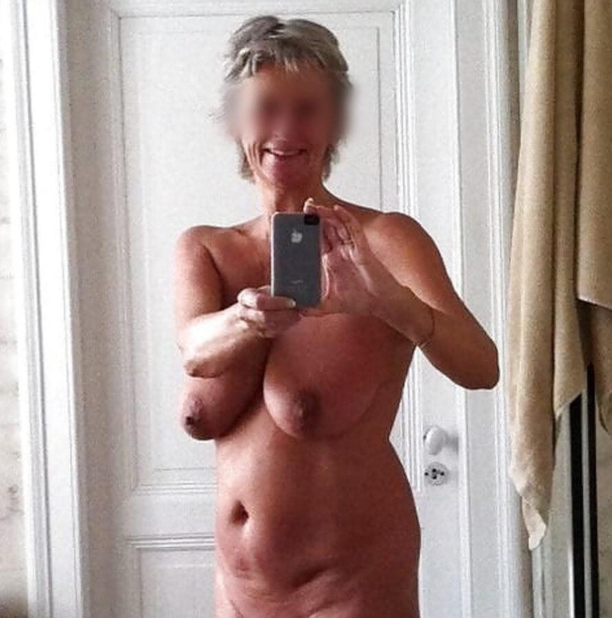 Yvonne mature veut jouer la pute en partouze, Bordeaux