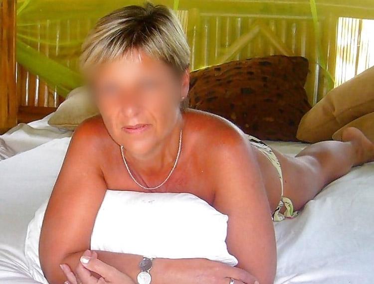 Carole blonde plan hard Toulouse