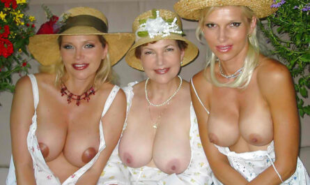 Copines milf frissonner de plaisir